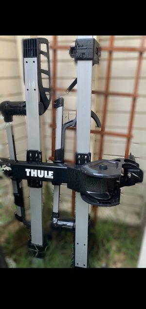 Thule T2 Pro XT Bike rack with lock-like new for Sale in Huntington Beach, CA