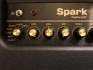 Spark 40 watt modeling amp for Sale in Bolivar, WV