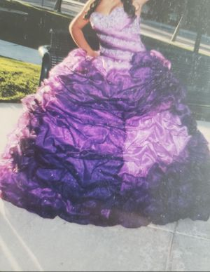 Quinceanera dress for Sale in Palmdale, CA