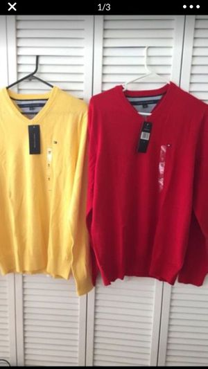 Tommy Hilfiger sweater for Sale in Fairfax, VA