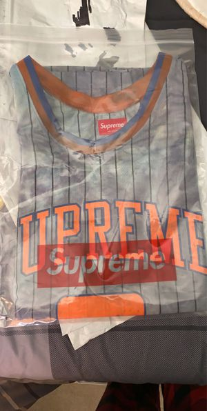 Supreme dyed jersey Sz M for Sale in Rogers, MN