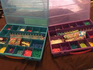 2 Rainbow Loom kits $10 for Sale in Oceanside, CA