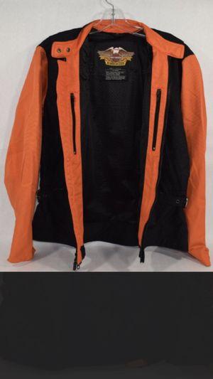 Ladies Harley Davidson motorcycle jacket nylon M for Sale in Woodville, CA