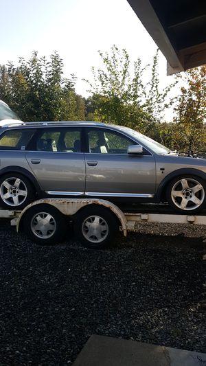 2002 Audi Quattro allroad parts for Sale in Buckley, WA