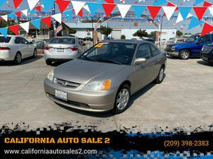 2002 Honda Civic for Sale in Livingston, CA