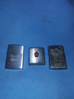 ZIPPO LIGHTERS for Sale in Lawndale, CA