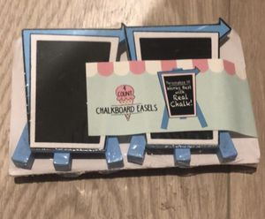 Chalkboard Easels for Sale in Daly City, CA