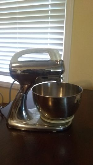 Vintage Sunbeam Kitchen Mixer blender appliance Food processor KitchenAid for Sale in La Mirada, CA