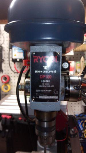 "Ryobi 10"" Bench Drill Press for Sale in Auburn, WA"