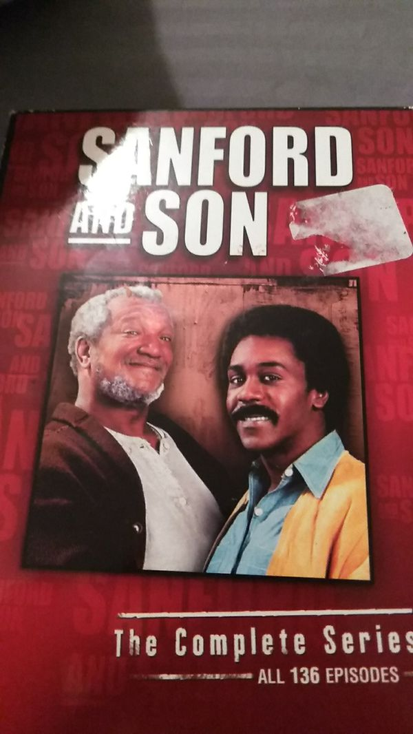 Sanford and Son Dvd Complete Series