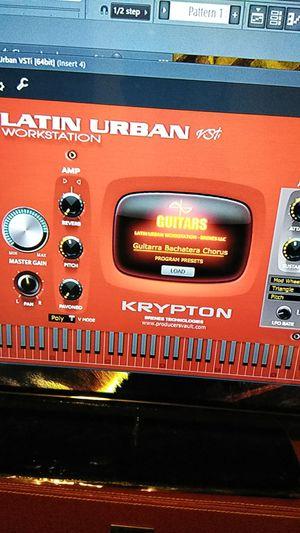 Latin Urban Vst Workstation for Sale in Charlotte, NC