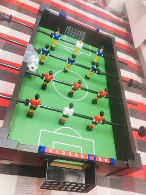 Brand new Mini foosball Table Top, mini football Game! for Sale in Carmichael, CA