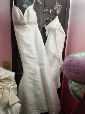 Wedding Dress size 8 for Sale in Burnsville, MN