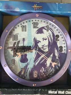 Hanna Montana Clock for Sale in Newport Beach,  CA
