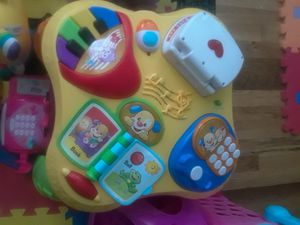 Fisher price Stand up and learn for Sale in Garland, TX