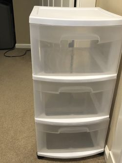 Sterilite plastic drawer for Sale in Bothell,  WA
