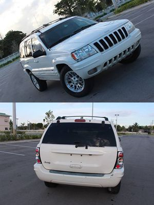 Very Nice Jeep Grand Cherokee 2OO4 - 4WDWheels Cooll for Sale in Torrance, CA