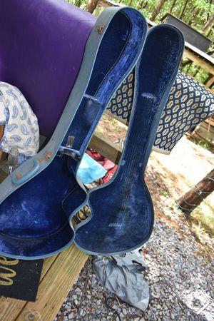 Velvet guitar case for Sale in Sevierville, TN