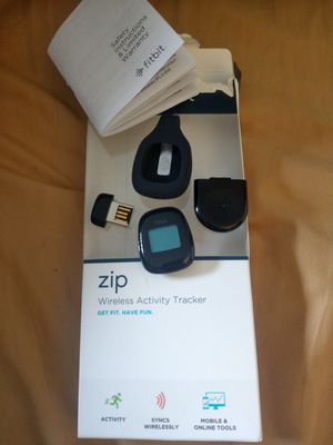 Fitbit Zip step counter for Sale in Huntington Beach, CA