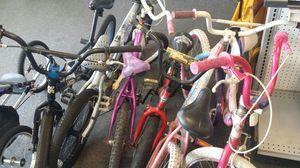 All kid bikes 30 cash for Sale in Orlando, FL