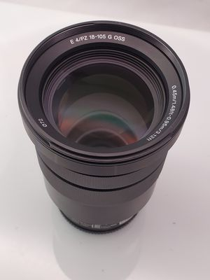 Sony g 18-105mm f4 for Sale in Carson, CA