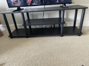 Mainstays No-Tool Assembly 3-Cube TV Stand for Sale in College Park, MD