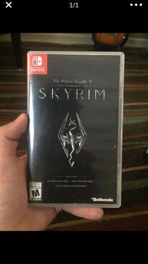 SKYRIM XBOX ONE LEGENDARY EDITION for Sale in Brooklyn, NY