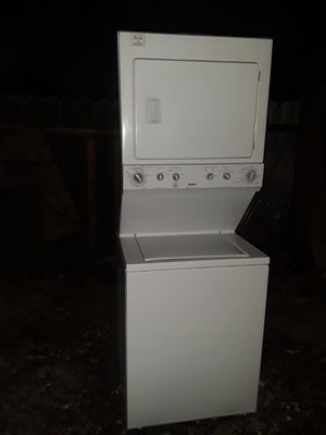 Kenmore washer and gas dryer combo for Sale in Stockton, CA