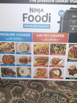 Ninja FOODI Pressure Cooker for Sale in Hawthorne,  CA
