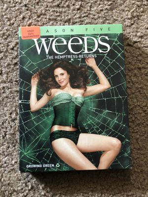 """ALL 6 Seasons of """"WEEDS"""" Show for Sale in Philadelphia, PA"""
