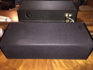 Mirage OM c 2 center speaker for Sale in Houston, TX