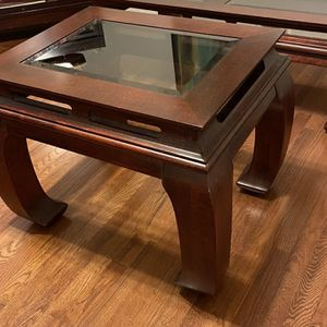 Coffee Table With Matching End Tables for Sale in Atlanta, GA