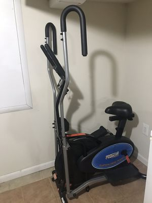 ProGear Fitness Elliptical Cross Trainer for Sale in Alexandria, VA