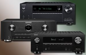 New AV Receivers (READ) Marantz, Arcam, Denon, Yamaha, Rotel, Mcinotsh Amps for Sale in Jessup, MD