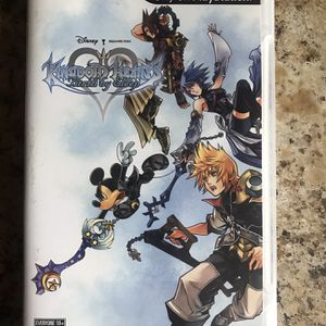 Kingdom Hearts Birth By Sleep for Sale in Lake Wales, FL