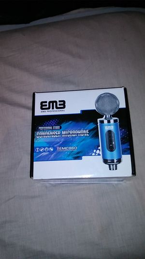 Condenser microphone USB microphone kit for Sale in Kissimmee, FL