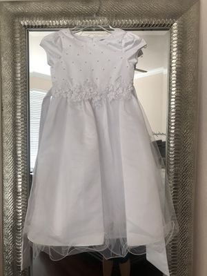 US Angels Big Girls Short Sleeve With Embellished Waistband Dress for Sale in Colleyville, TX