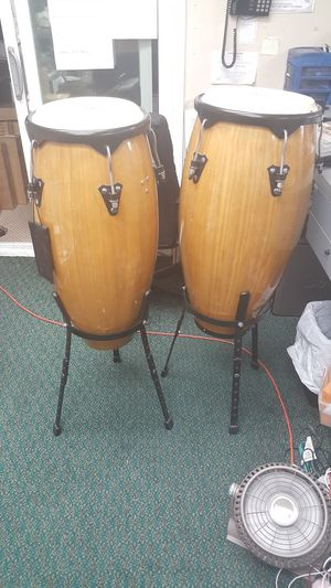 SOLD SEPERATELY $120 EACH - T.J. PERCUSSIONS CONGA CONGAS for Sale in Baltimore, MD
