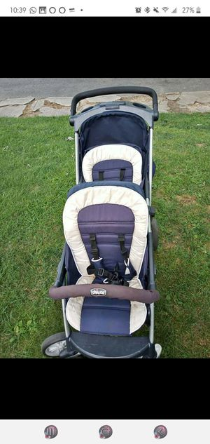 Chicco Cortina double stroller for Sale in South Bend, IN