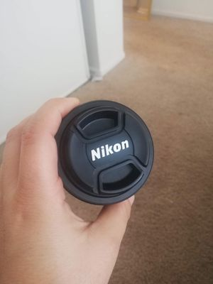 Nikon D3300 with Memory card and charger for Sale in Moreno Valley, CA