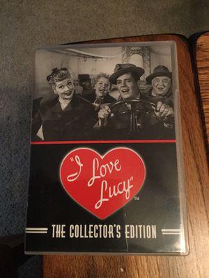 I love Lucy on DVD. seasons 1-5 for Sale in Lodi, CA