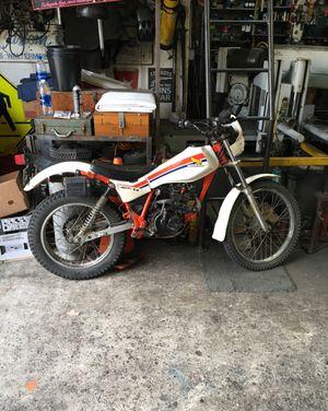 Dirtbike 1986 Honda reflex for Sale in Belmont, CA