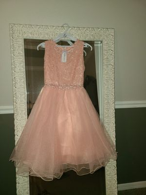 Beautiful Flower Girl Dress for Sale in Wimauma, FL
