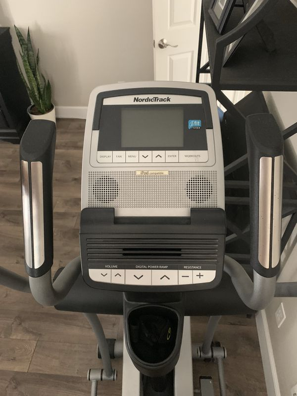 NordicTrack Eliptical Strider - Rarely Used
