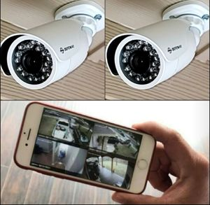 2 1080p Security cameras with memory and labor included.. hablo espanol for Sale in Fort Worth, TX