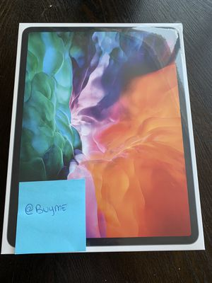 BRAND NEW Apple iPad Pro 12.9 1TB 4th Generation Space Grey for Sale in San Diego, CA