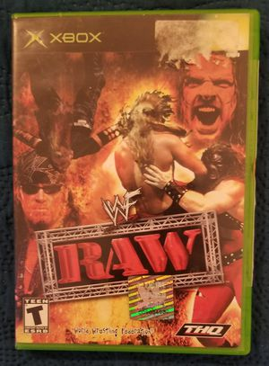 XBOX RAW Video Game for Sale in Ocean Shores, WA