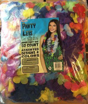 50 ct Hawaiian leis for Sale in Salem, SD