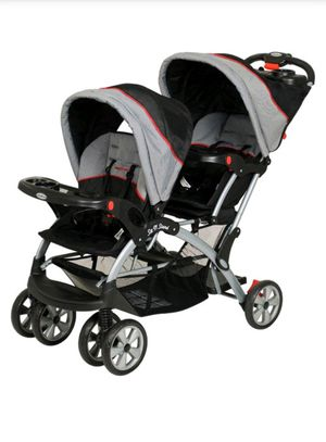 Baby Trend Sit N Stand Plus Double Stroller for Sale in Philadelphia, PA