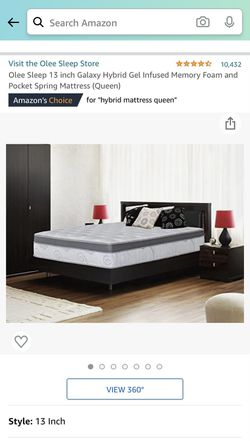 Queen Bed Mattress Great Condition for Sale in Sunnyvale,  CA